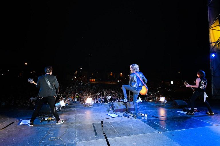 Concert Los Zigarros (RRandom)