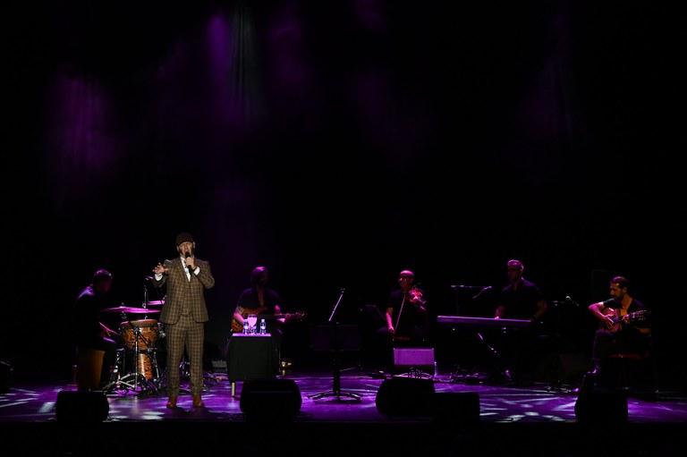 Concert Paco Candela (RRandom)