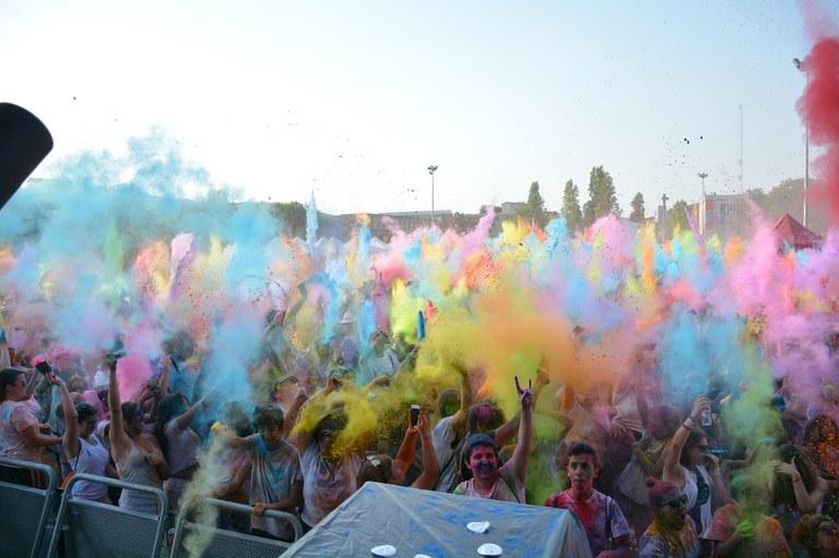 Holi Doly Rubí Festival
