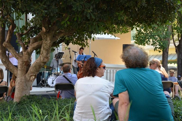 Jam session de cloenda de les XVIII Jornades de Jazz de Rubí