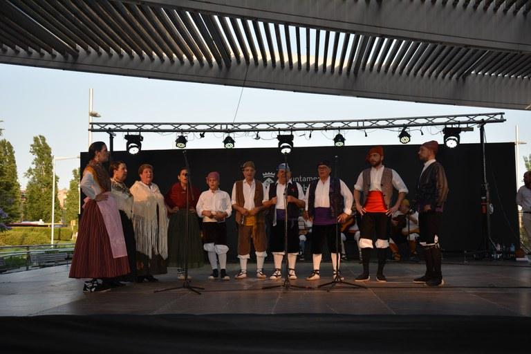 Músiques i danses tradicionals aragoneses