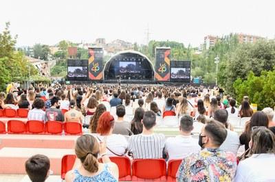 LOS40 Primavera Pop (foto Ajuntament de Rubí- Localpres).