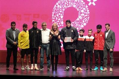 CF Juventud 25 de Septiembre.