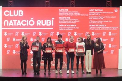 Club Natació Rubí (CNR).