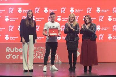 Francisco Valderrama Campió Espanya Boxa Tailandès.
