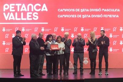 Petanca Vallès.