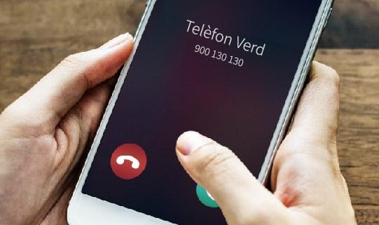 Telèfon Verd