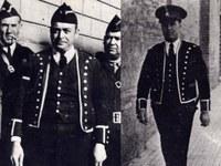 1939. Després de la Guerra Civil espanyola, la plantilla de la Policia Local va deixar de ser unipersonal. El Mosso d'Esquadra destinat a Rubí des del 1934, Pedro José Bellera, i Maximí Barceló Antich a partir del 1952, van configurar durant més de dues dècades la plantilla del cos local de seguretat..