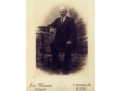 1910. El 12 de gener de 1910 es va nomenar el primer Guàrdia Urbà Municipal de Rubí, Miquel Domé..
