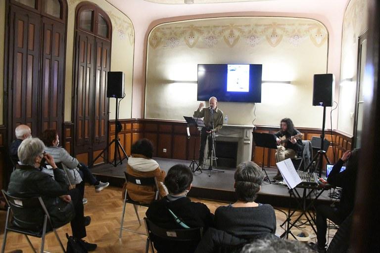 Survival Manual: Homage to Boris Vian (photo: Ajuntament de Rubí - Localpres)