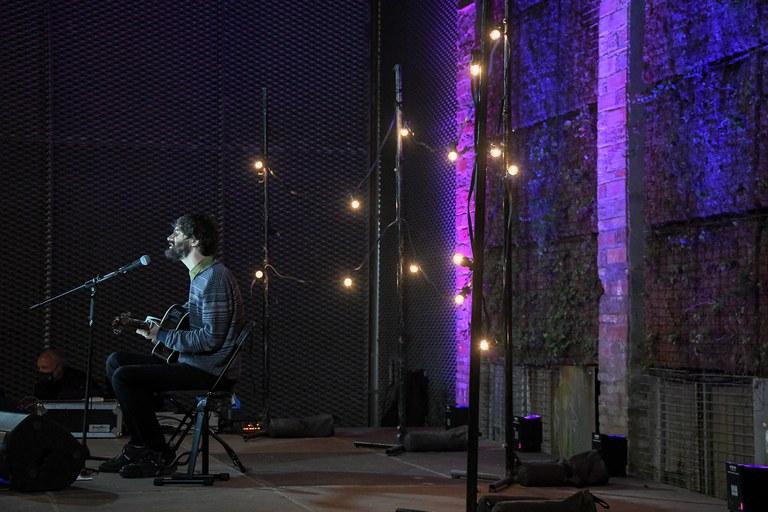 Linotip concert (photo: Ajuntament de Rubí - Localpres)