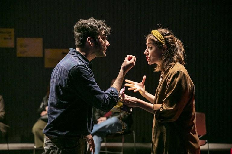 World Theatre Day (photo: Ajuntament de Rubí - Lali Puig)