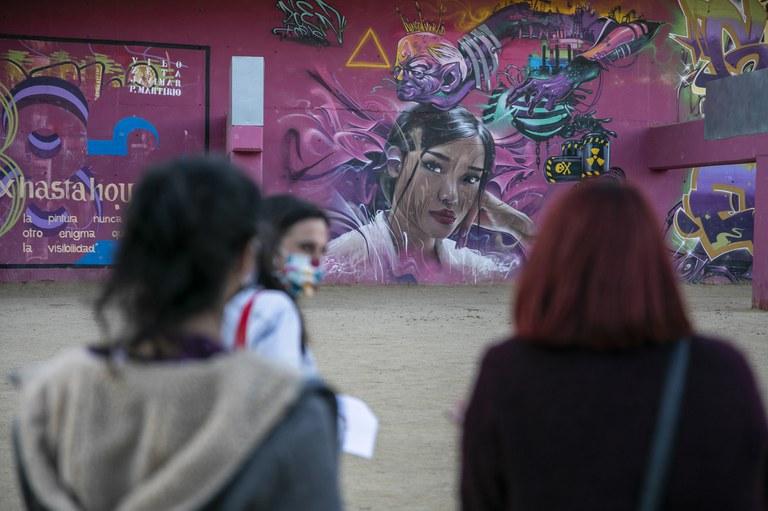 Street Art Walk (photo: Ayuntamiento de Rubí - Lali Puig)