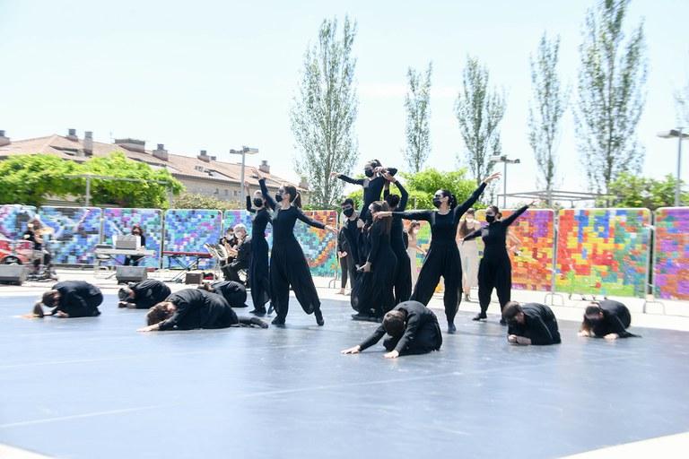 Choreography (photo: Rubí City Council - Localpres)