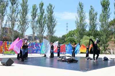 Choreography (photo: Rubí City Council - Localpres).