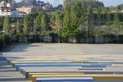 The event will be held at the amphitheatre in Castell Park (photo: Rubí City Council).