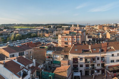 Despite having fewer than 250,000 inhabitants, Rubí was selected as a member city of Eurocities (photo: Rubí City Council - Xavi Olmos).