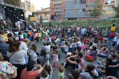Grandes i pequeños han disfrutado de la música (Foto:Ajuntament/Localpres).