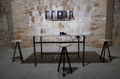 La exposición se podrá visitar con sus creadores (foto: Localpres)