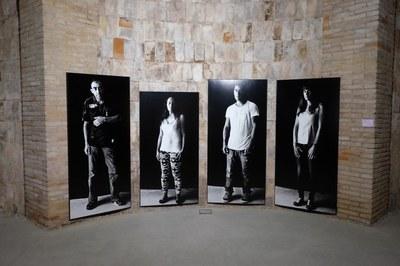 La exposición abarca diferentes disciplinas (foto: Localpres).
