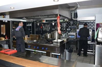 El restaurante Cal Canalla fue uno de los participantes en la pasada edición de Joves per l'Ocupació (foto: Localpres).
