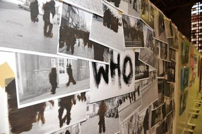 Muestra de arte colectiva (foto: Localpres)
