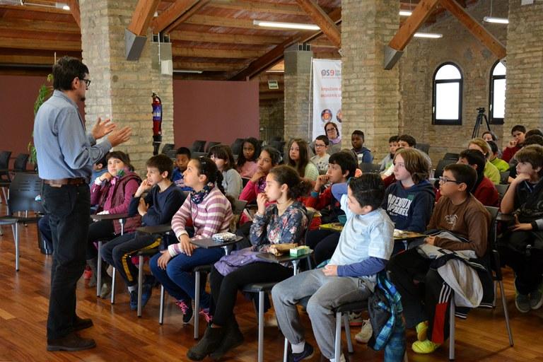 Los alumnos han aprendido todos los trámites necesarios para crear una empresa