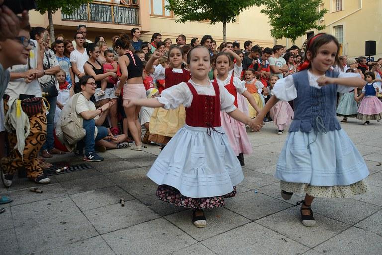 El Esbart Dansaire de Rubí (foto: Localpres)