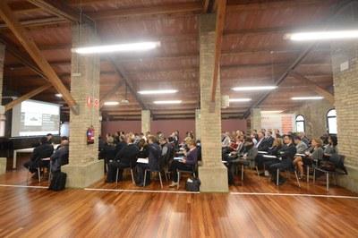 Las sesiones tienen lugar a la Masía de Can Serra (foto: Ayuntamiento de Rubí - Localpres).