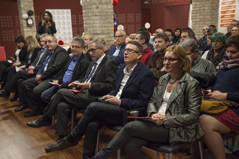 'Comerç Rubí' se ha presentado en la Masía de Can Serra (foto: Localpres)
