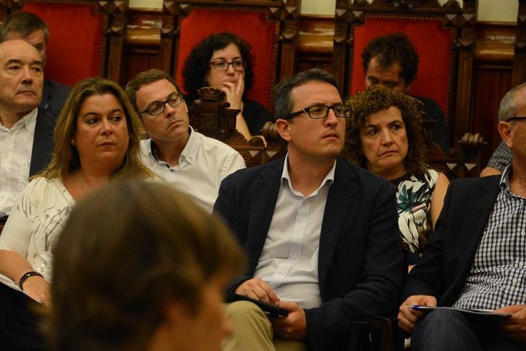 El socialista Rafael Güeto es uno de los nuevos consejeros comarcales (foto: Localpres)
