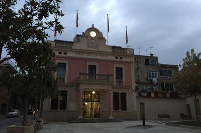 La declaración institucional ha contado con el apoyo de todos los grupos municipales.
