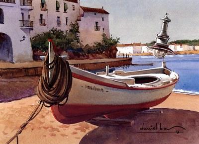 Marina de Daniel Bas.