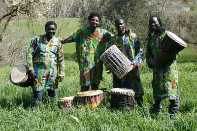 La formación África Pasteef (foto: África Pasteef).