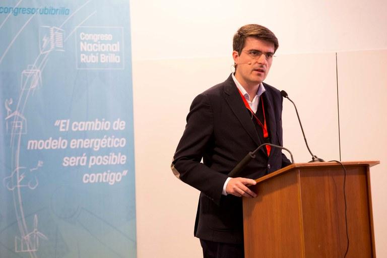 Jorge Morales ha moderado el congreso (foto: Localpres)