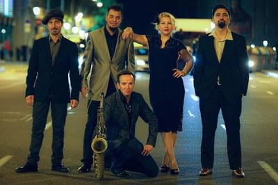Wax & Boggie, una de las formaciones que actuarán este viernes (foto: José Ángel Ribas).