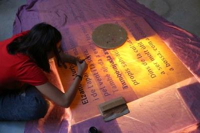 El alumnado de edRa ha trabajado el tema en varios formatos (foto: edRa).