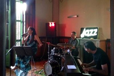 El Ciclo de Jazz tiene lugar en la Sala Noble del Ateneu.