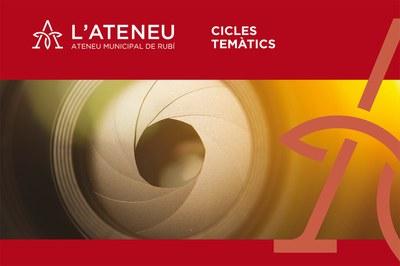 El ciclo de iniciación a la cultura visual tendrá lugar cada miércoles hasta el 22 de junio en el Ateneu Municipal.