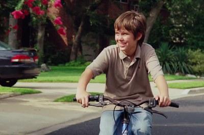 El actor Ellar Coltrane protagoniza 'Boyhood. Momentos de una vida', un film que se proyectará el 24 de julio en el Ateneu.