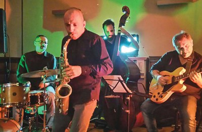La Associació Jazz Rubí organiza el 4º Ciclo de Jazz en el Ateneu.