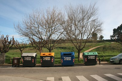 La nueva ordenanza debe promover la reducción y la recogida selectiva de residuos, entre otros (foto: Ayuntamiento de Rubí).
