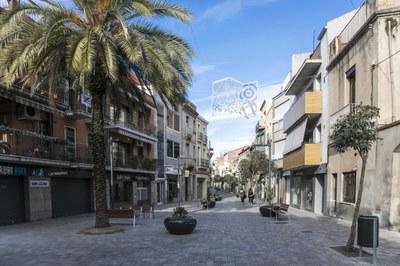 Los establecimientos tienen que estar ubicados en planta baja y dentro de la trama consolidada de Rubí, activos en el momento de presentar la solicitud (foto: Ayuntamiento de Rubí).