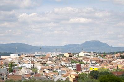 En Rubí existe un riesgo moderado por temperaturas extremas (foto: Ayuntamiento de Rubí).