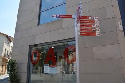 La OAC del Centro está afectada (foto: Ayuntamiento de Rubí).