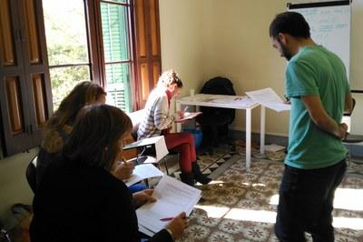 El primer monográfico se ha hecho en el Ateneu.