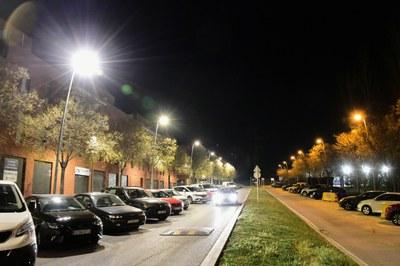El ahorro en el gasto energético se ha conseguido a pesar del aumento de alumbrado (foto: Ayuntamiento – Localpres).