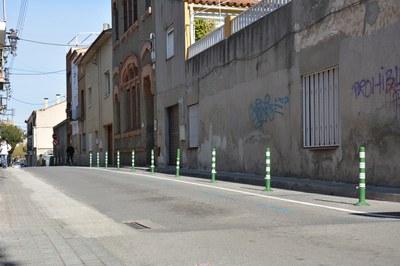 Durante la ejecución de las obras, que durarán unos quince días, este tramo de la calle Virgili quedará cortado al tráfico.