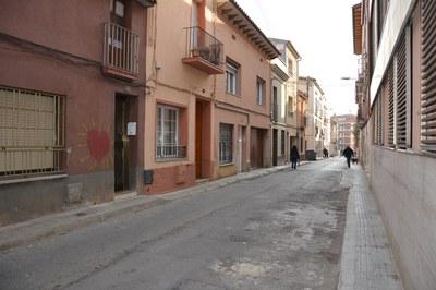 Las obras, que afectarán toda la calle Nou, se ejecutarán por tramos.