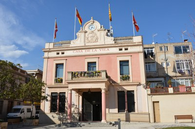 Ayuntamiento de Rubí.